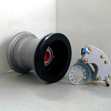 New Rogers R66-159 Wheel and Brake Kit